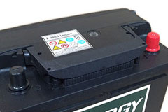 Mazda Bongo Leisure Battery