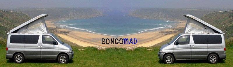 Mazda Bongo mirror image